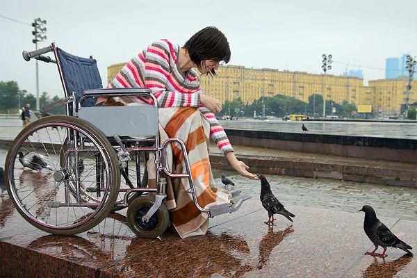 """""""Люди говорят"""": Инвалиды должны чувствовать себя полноправными гражданами"""