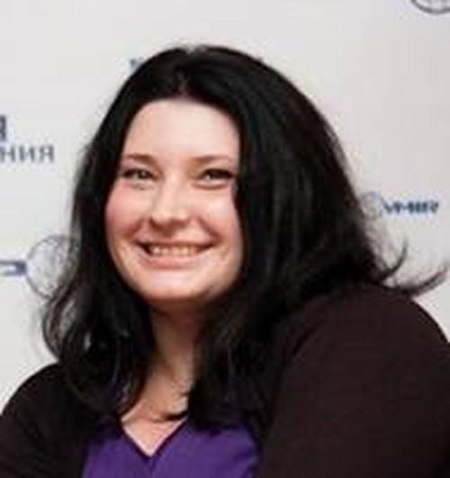 Alexandra Gorodnikova , the participant: