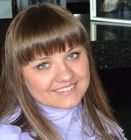 Alesya Mokritskaya , the participant: