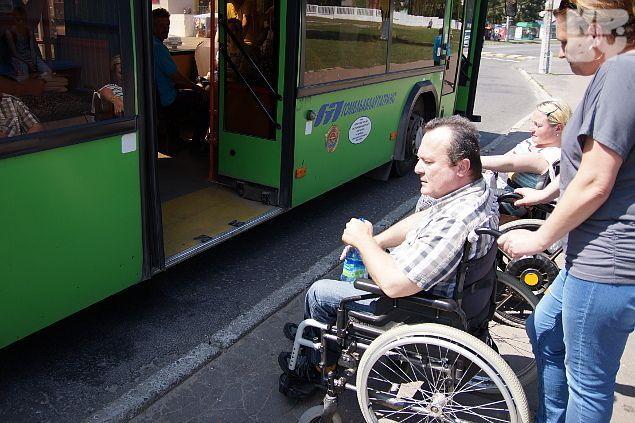 Въехать в автобус шансов нет Фото: Павел МИЦКЕВИЧ
