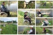 ВИДЕО с прошедшего Чемпионата Беларуси по рыбной ловле среди инвалидов-колясочников