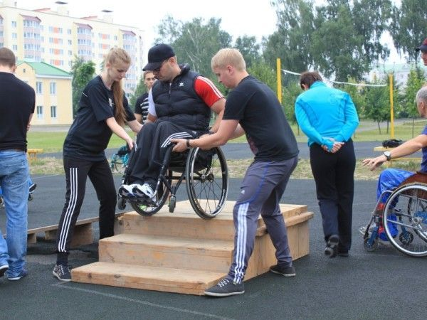 """Социальная реабилитация инвалидов ОО """"РАИК"""""""