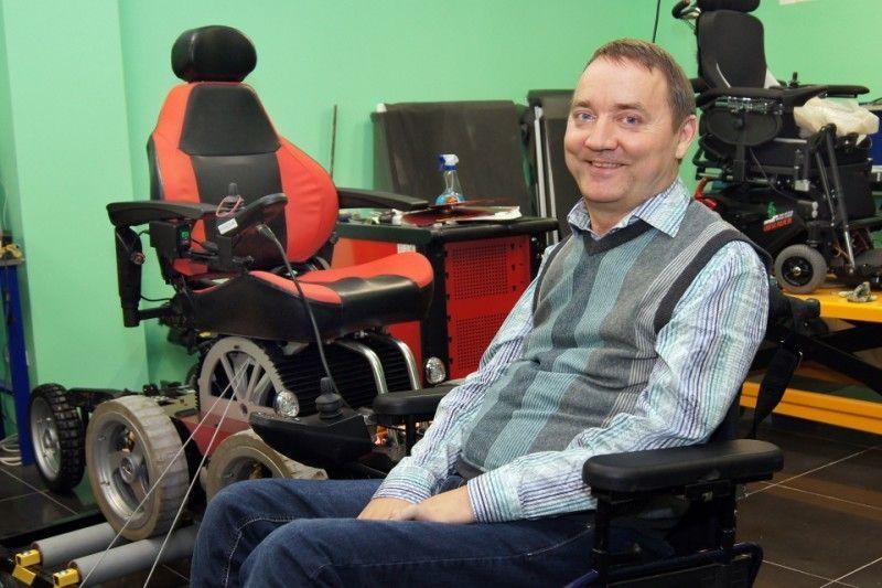 Роман с жизнью. Калининградец - о проблемах инвалидов, травмах и настоящем счастье