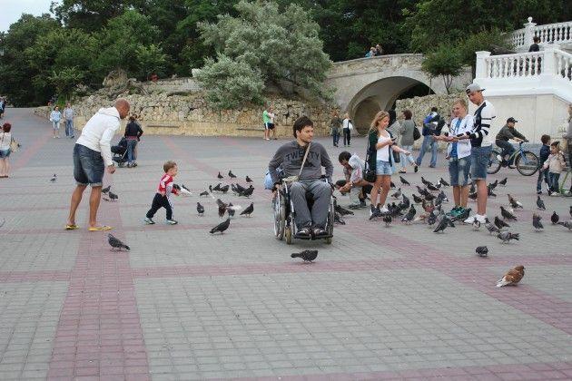 Евгений Краснопёров: «Человека на хенде не рассматривают как инвалида»