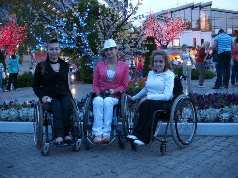 На «Славянском базаре» в вокальном конкурсе для инвалидов Алеся Алехнович взяла первое место