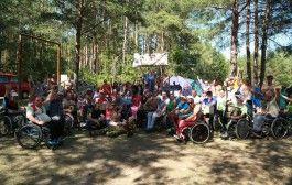6-й Республиканский туристический слет инвалидов-колясочников