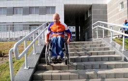 Активная реабилитация. Борис Пронько – инструктор по технике езды. ВИДЕО