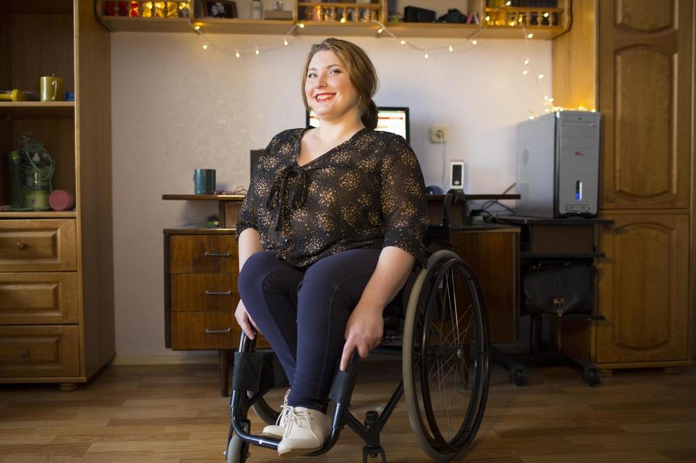 знакомство с инвалидам девушкой