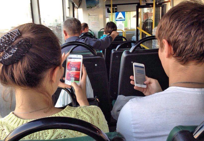 В Беларуси разрешили Wi-Fi в общественном транспорте