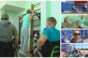 В Лиде открылась реабилитационная комната для инвалидов-колясочников