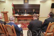 Заседание Республиканского совета по проблемам инвалидов прошло в Молодечно