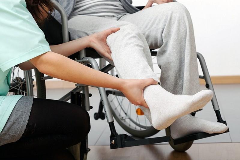 Мрэк по суставам период восстановления после перелома локтевого сустава