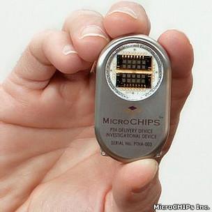 <!--:ru-->Ученые провели первое испытание микрочипов с лекарствами<!--:-->