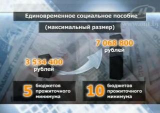 <!--:ru-->Адресную помощь в этом году получат 300 тысяч человек (Видео)<!--:-->