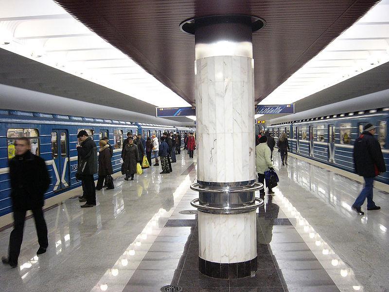 Речевые информаторы для инвалидов по зрению установят на станциях метро
