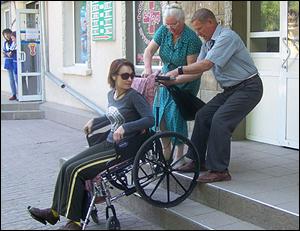 Признать проблему дискриминации инвалидов власти Беларуси еще не готовы
