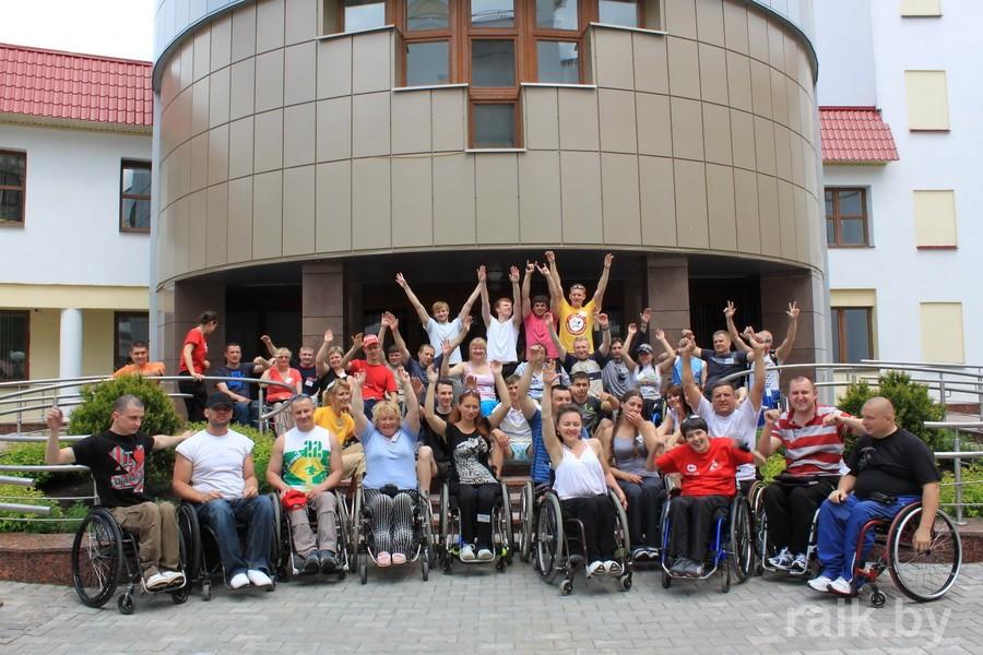 Общественное объединение «Республиканская ассоциация инвалидов-колясочников» объявляет о наборе курсантов на лагерь-семинар активной реабилитации.