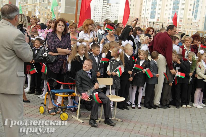 Почему в Гродно только один ребенок-колясочник посещает школу с безбарьерной средой?