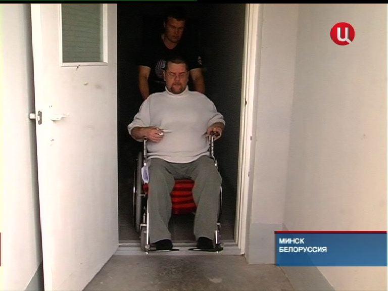 Белорусский инвалид подал иск к застройщику