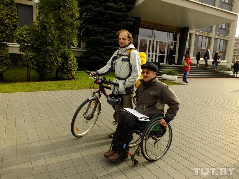 Неподступная доступность. Пока безбарьерная среда в Беларуси в основном на бумаге