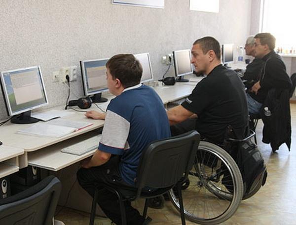 В Минске открылись компьютерные курсы для инвалидов