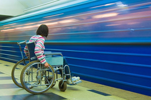 Инвалиды о новых станциях метро: