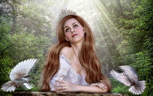Стань участницей благотворительного проекта «Богиня женственности»