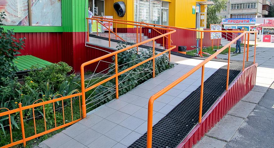 Удобные для жизни инвалидов дома в Могилеве все еще редкость