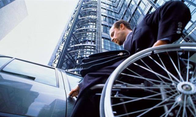 Горисполком: из желающих создать места для инвалидов - очередь