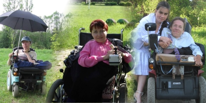 Море внутри. Как совместить инвалидность и потребность в самореализации?