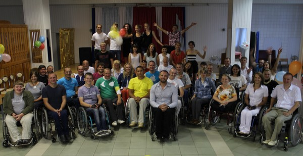 Отчёт о проведённом 10-19 июля 2013 г. лагере-семинаре активной реабилитации (фото и видео)