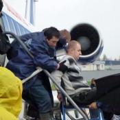 Инвалид-колясочник подал в суд на Национальный аэропорт Минск