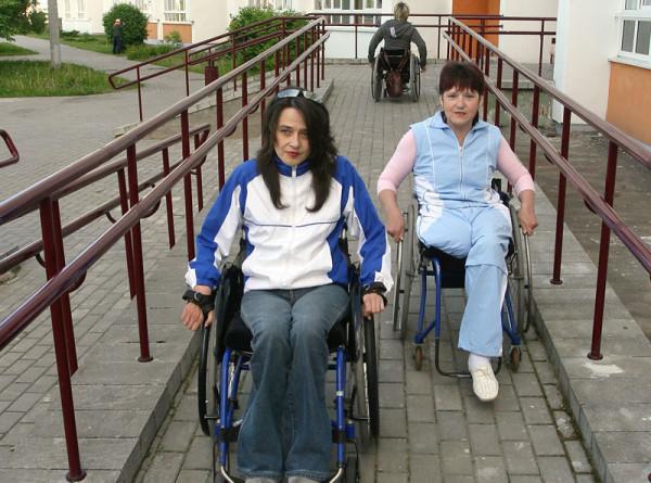 В Минске сформируют программу строительства жилья для инвалидов-колясочников
