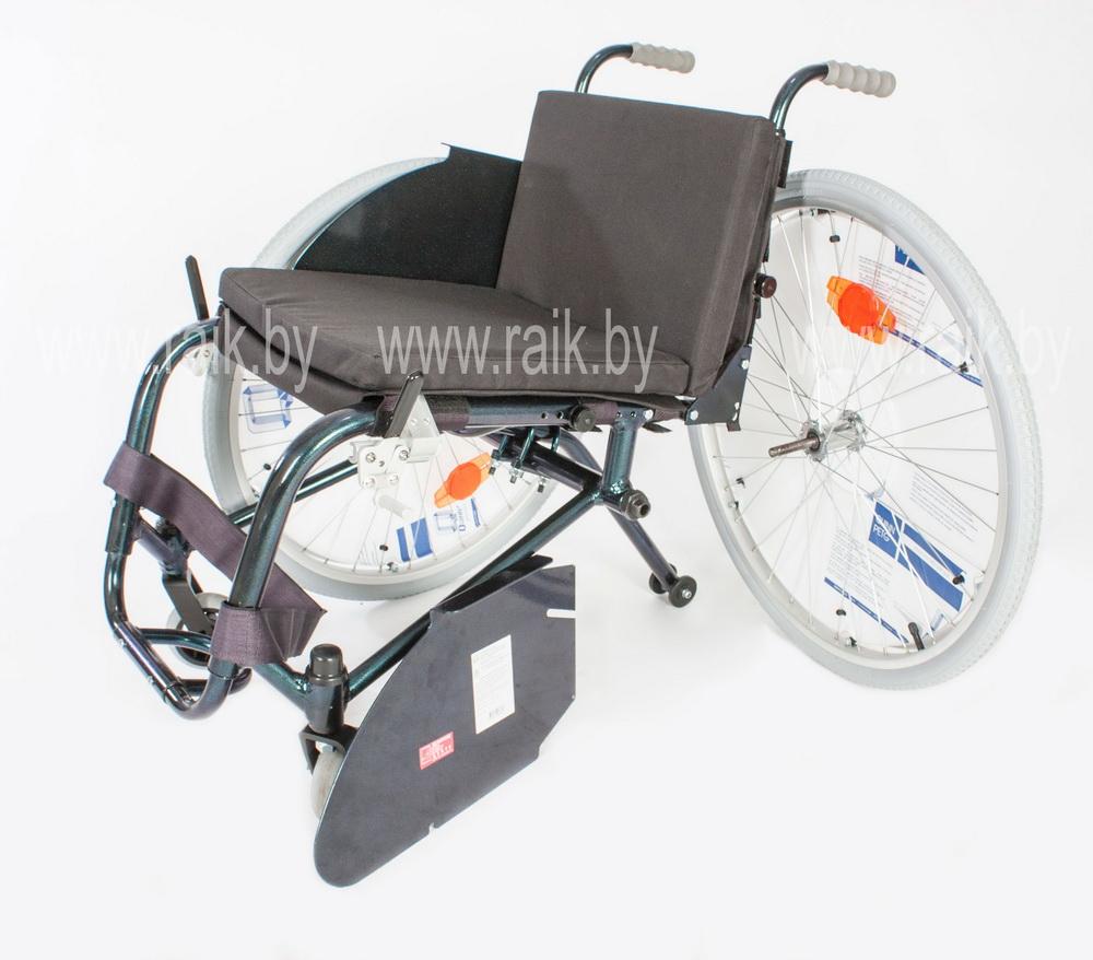 Кресло-коляска активная КВ АК ЦСИЕ: Обзор кресла-коляски активного типа, производства РУП «БПОВЦ»