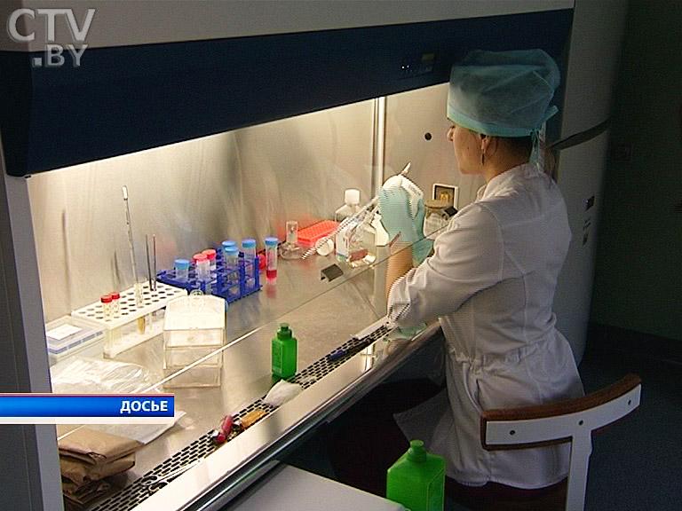 Международный центр клеточных технологий. В Минске будут производить стволовые клетки и лечить ими