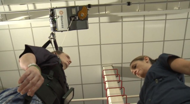 Умный робот для реабилитации после травм