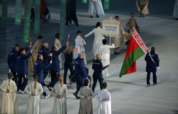 В Сочи зажжен огонь XI зимних Паралимпийских игр (фото)