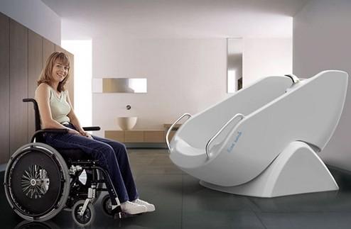 ОПРОС: Ванны для инвалидов-колясочников