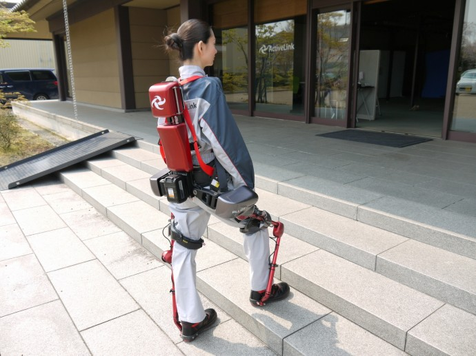 Экзоскелет Power Loader Light Ninja для людей с инвалидностью