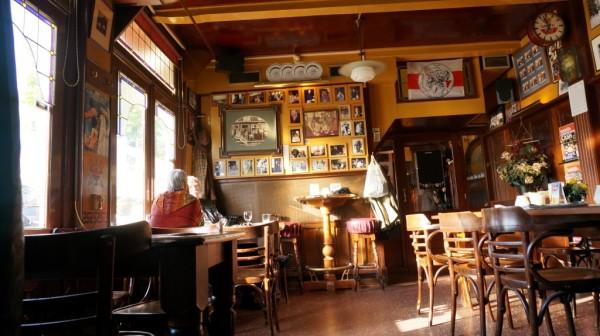 Натурильно голландское кафе