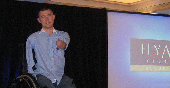 Оршанский бизнесмен хочет создать сообщество предпринимателей-благотворителей.