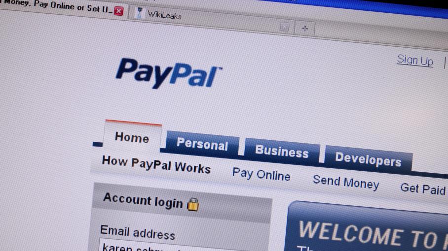 В Беларуси заработала платежная система PayPal