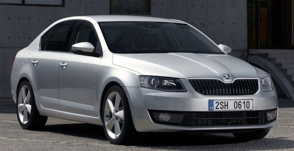 В России будут продаваться машины Skoda с ручным управлением