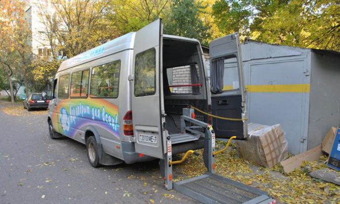 Услуги социального такси в Минске будут нормированы