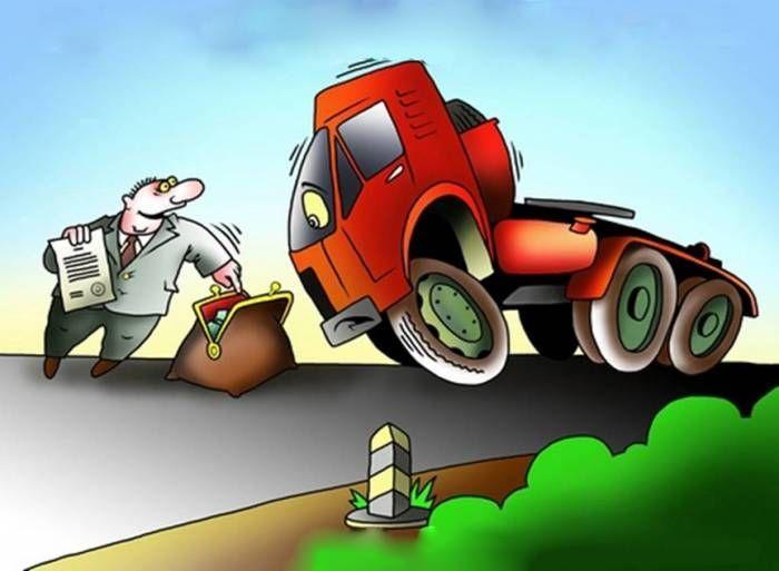 Чтобы госпошлина уходила на целевые траты по ремонту дорог, отныне местные бюджеты ее лишены