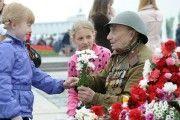 В Беларуси начинается выплата материальной помощи к 70-летию Победы