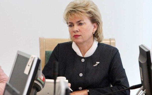 Министр труда и соцзащиты Марианна Щеткина о социальном иждивенчестве