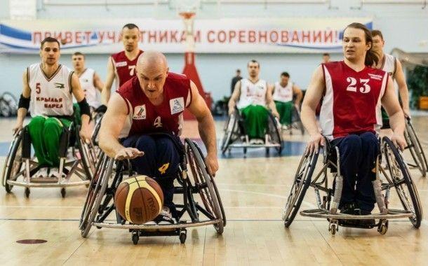 Белорусы заняли 3 место в Кубке Санкт-Петербурга по баскетболу на колясках 2015