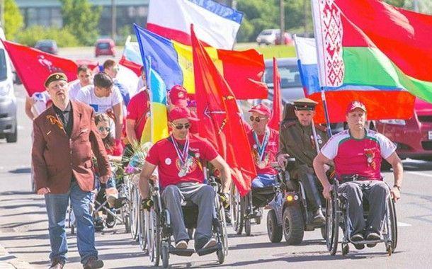 Участники международной эстафеты «Дорога памяти» добрались до Минска