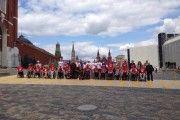 Эстафета от Москвы до Бреста пройдёт по улицам городов-героев